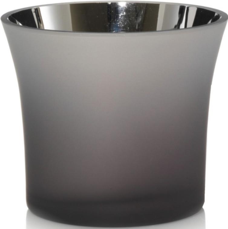 Świecznik na świece - Yankee Candle Savoy Ombre Metallic Glass Votive — фото N1