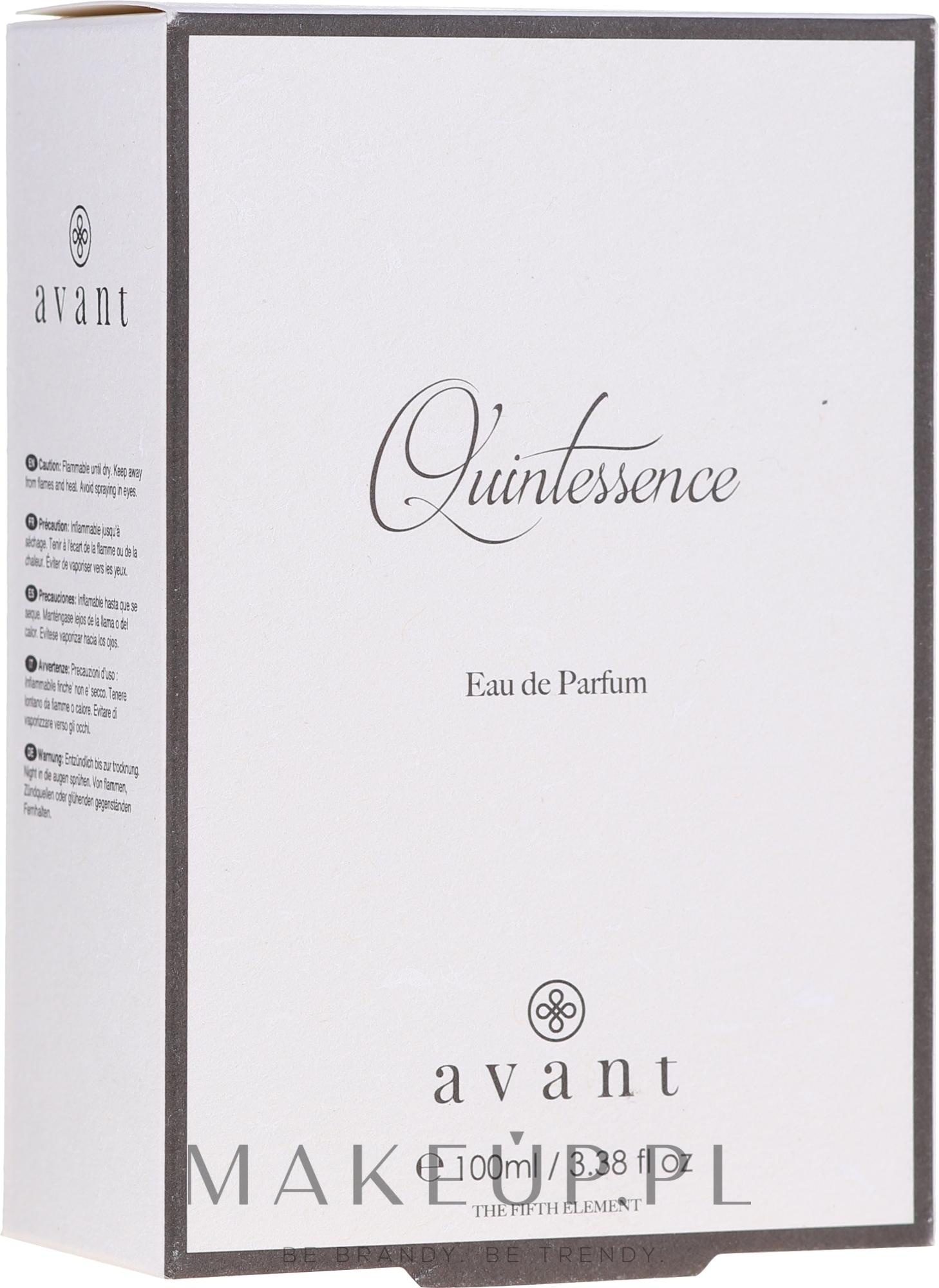 avant quintessence woda perfumowana 100 ml