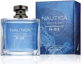 Kup Nautica Voyage N-83 Nautica - Woda toaletowa
