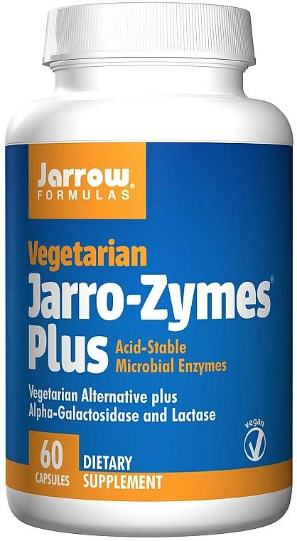 Suplementy diety Enzymy, pankreatyna - Jarrow Formulas Jarro-Zymes Plus — фото N1