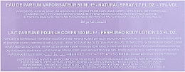 Lanvin Eclat D`Arpege - Zestaw (edp/50ml + b/l/100ml) — фото N3