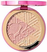 Kup Rozświetlacz do twarzy - Pur X Barbie Confident Glow Signature Illuminating Highlighter