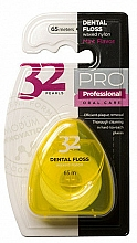 Kup Nić dentystyczna 32 Pearls PRO, żółta - Modum 32 Perły Dental Floss