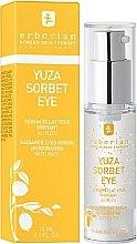 Kup Żelowe serum rozjaśniające do skóry wokół oczu - Erborian Yuza Sorbet Eye