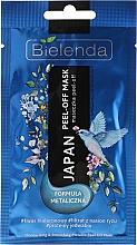 Kup Nawilżająco-wygładzająca maseczka peel-off - Bielenda Japan