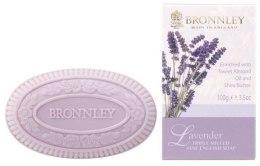 Kup Mydło do ciała Lawenda - Bronnley Lavander Fine English Soap