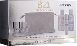 Kup PRZECENA! Zestaw - Orlane B21 Extraordinaire Absolute Youth Set (f/cr/50 ml + lot/50ml + cleanser/50ml + ser/7.5 ml + bag) *