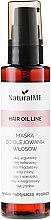 Kup Maska do olejowania włosów - NaturalME Hair Oil Line