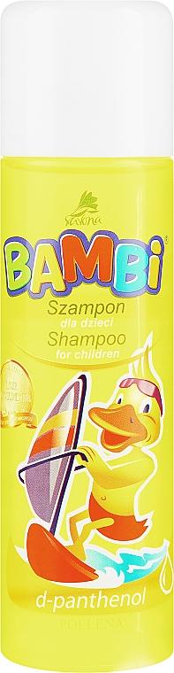 Szampon z d-panthenolem dla dzieci - Pollena Savona Bambi