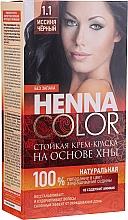 Kup Trwała kremowa farba na bazie henny - FitoKosmetik Henna Color