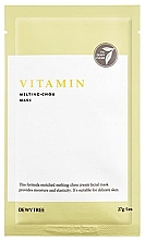 Kup Maska do twarzy z witaminą C - Dewytree Vitamin Melting Chou Mask