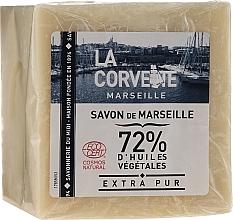 Kup Czyste mydło - La Corvette Savon de Marseille Extra Pur