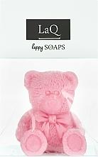 Kup Naturalne mydło ręcznie robione o zapachu wiśniowym Mały miś - LaQ Happy Soaps