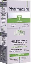 Kup Krem z 10% kwasem migdałowym na noc - Pharmaceris T Sebo-Almond-Peel Exfoliting Night Cream