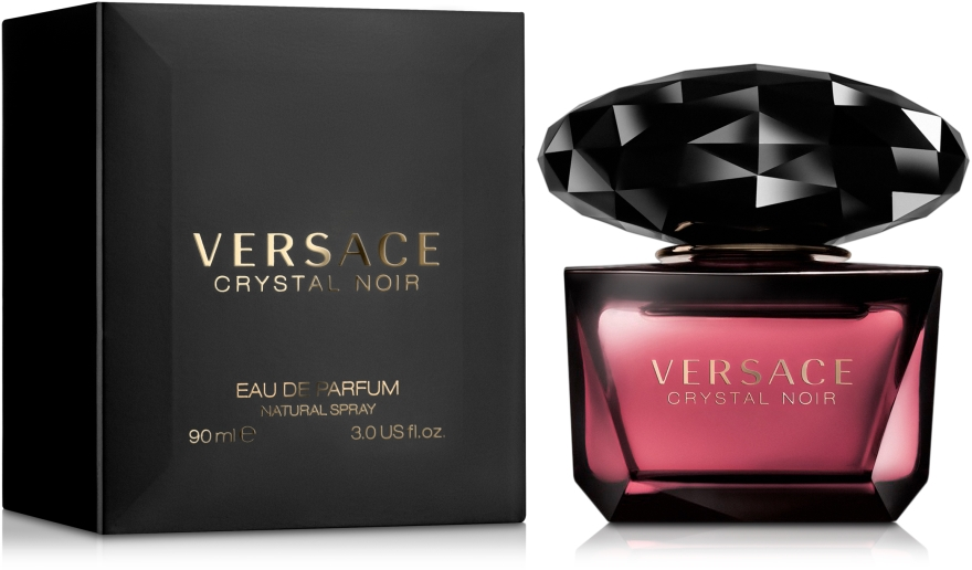 Versace Crystal Noir - Woda perfumowana