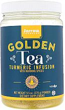 Kup PRZECENA! Herbata z kurkumą w proszku - Jarrow Formulas Golden Tea Turmeric Infusion *