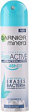 Kup Antyperspirant przeciwbakteryjny w sprayu - Garnier Mineral Pure Active Deodorant