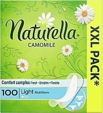 Kup Wkładki higieniczne, 100 szt. - Naturella Camomile Light