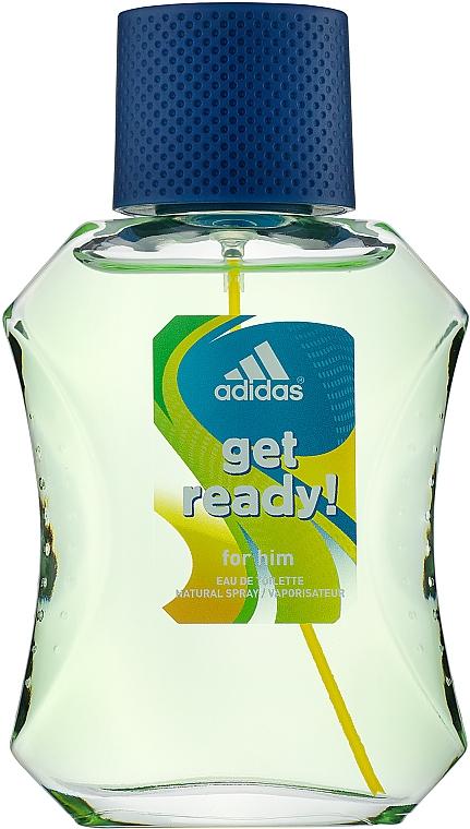 Adidas Get Ready For Him - Woda toaletowa
