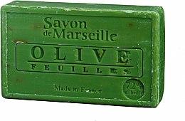 Kup Naturalne mydło w kostce Liście oliwki - Le Chatelard 1802 Soap Olive Leaves