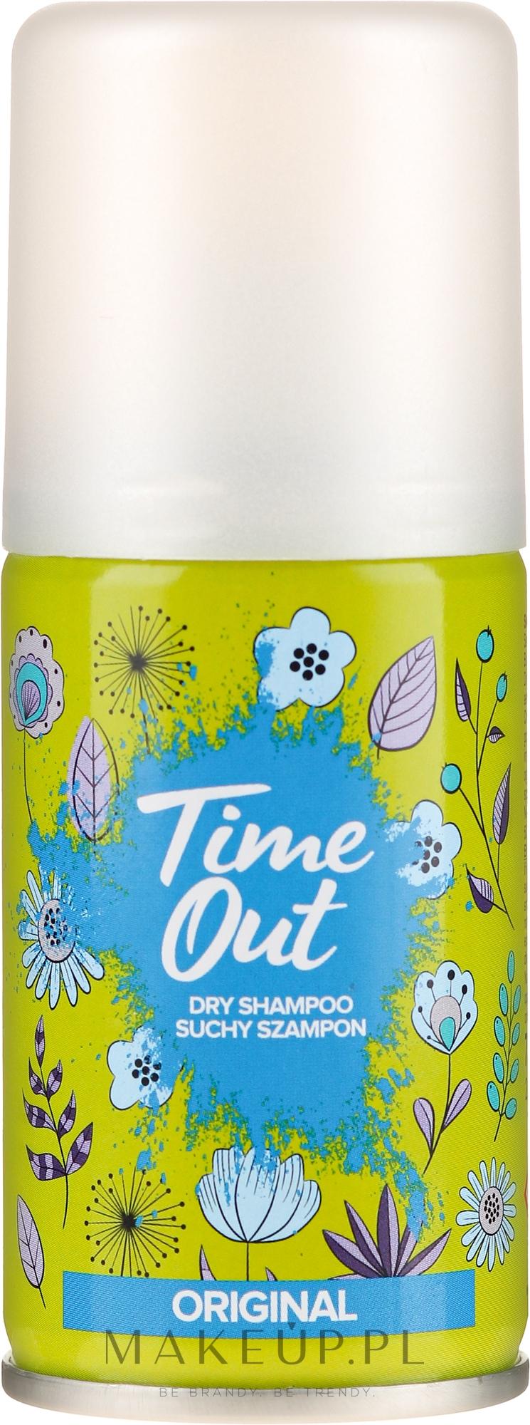 Suchy szampon do włosów - Time Out Original — фото 75 ml