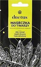 Kup Oczyszczająca maseczka do twarzy - Duetus
