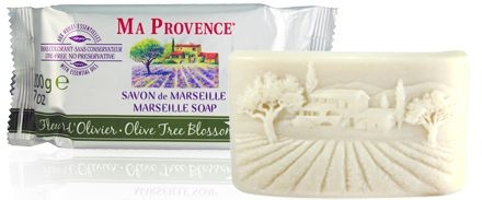 Mydło w kostce Oliwka - Ma Provence Marseille Soap — фото N2