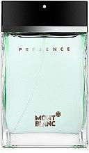 Kup Montblanc Presence - Woda toaletowa (tester z nakrętką)
