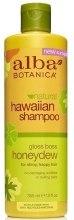 Kup Naturalny hawajski szampon odżywczy Nabłyszczający melon miodowy - Alba Botanica Natural Hawaiian Shampoo Gloss Boss Honeydew
