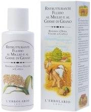 Kup Płyn odbudowujący strukturę włosów Proso i zarodki pszenicy - L'Erbolario Ristrutturante Fluido al Miglio e al Germe di Grano (miniprodukt)
