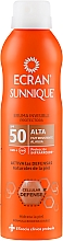 Kup Spray z wysoką ochroną przeciwsłoneczną z filtrem SPF 50 - Ecran Sun Lemonoil Spray Protector Invisible SPF50