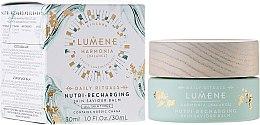Kup Balsam odżywczo-regenerujący do cery odwodnionej - Lumene Harmonia [Balance] Nutri-Recharging Skin Saviour Balm