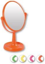 Kup Stojące lusterko kosmetyczne #85741 (pomarańczowe) - Top Choice