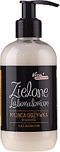 Kup Myjąca odżywka do włosów Olej jojoba i len - Zielone Laboratorium