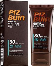 Kup Przeciwsłoneczny krem-żel do twarzy - Piz Buin Hydro Infusion SPF 30