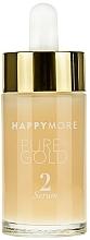 Kup Rozświetlające serum do twarzy - Happymore Pure Gold Serum 2