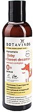 Kup Płyn do kąpieli z oczarem wirginijskim dla niemowląt - Botavikos Herbal Mom & Baby Care Baby Sweet Dreams