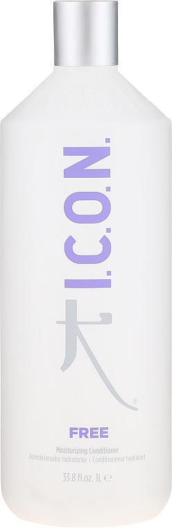 Nawilżająca odżywka do włosów - I.C.O.N. Care Free Moisturizing Conditioner — фото N1
