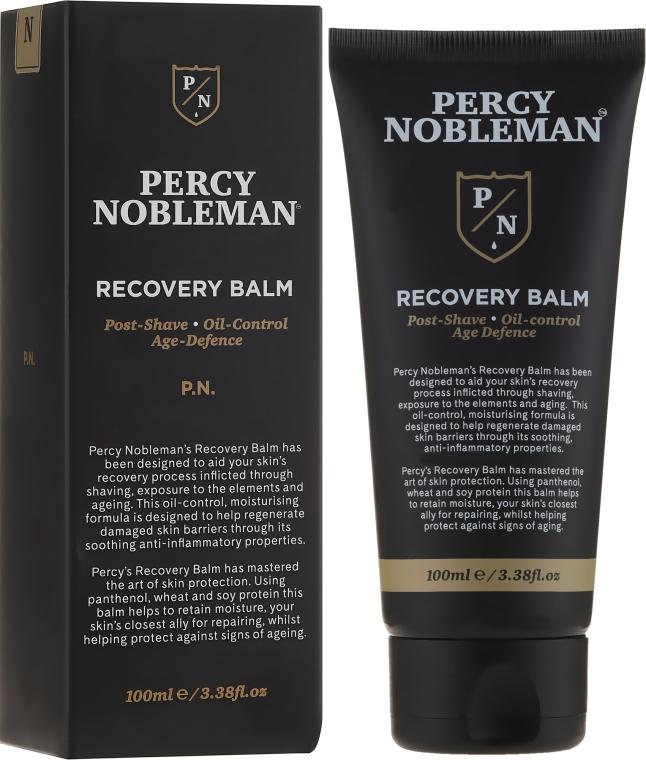 Balsam rewitalizujący po goleniu - Percy Nobleman Recovery After Shave Balm — фото N1