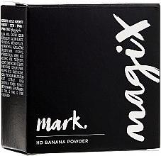 Utrwalający mineralny puder sypki do twarzy - Avon Mark Magix HD Banana Powder — фото N1