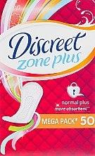 Kup Wkładki higieniczne Normal Plus, 50 szt. - Discreet