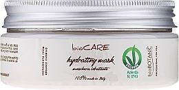 Kup Nawilżająca maska do włosów z masłem shea - BioBotanic BioCare Hydrating Mask