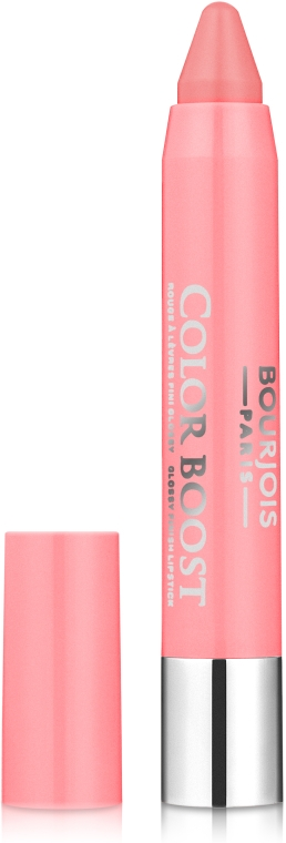 Pomadka w kredce - Bourjois Paris Color Boost SPF 15