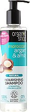 Kup Naturalny odżywczy szampon do włosów Marokański argan i amla - Organic Shop Argan & Amla Nourishing Shampoo