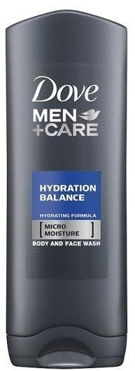 Nawilżający żel pod prysznic dla mężczyzn - Dove Men+Care Hydration Balance Body Wash — фото N1