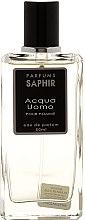 Kup Saphir Parfums Acqua Uomo - Woda perfumowana (tester z zakrętką)