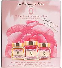 Kup Zestaw - La Sultane de Saba Rose (f/balm/50ml + f/cr/50ml + f/mask/50ml)