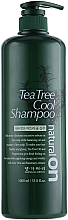 Kup Odświeżający szampon chłodzący do włosów - Daeng Gi Meo Ri Naturalon Tea Tree Cool Shampoo