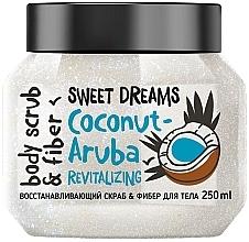 Kup Rewitalizujący peeling do ciała - MonoLove Bio Coconut-Aruba Revitalizing Body Scrub