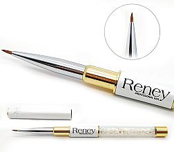 Kup Pędzelek do zdobienia paznokci - Reney Cosmetics Pro Detailer AN01
